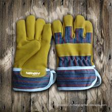 Синтетическая кожаная перчатка - перчатки безопасности-промышленные перчатки-рабочие перчатки