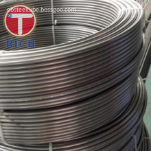 BHG1 Precision Welded Carbon Steel Coil Tubes