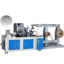 Machine à poignée en papier
