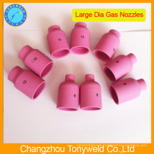 57N series tig nozzle ceramic nozzle for tig welding torch