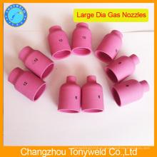 57N серии TIG сопла керамические сопла для TIG сварки факел