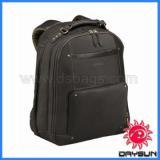 Vintage Custom Leather Laptop Backpack