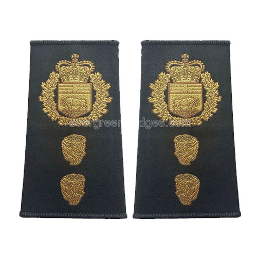 Customized Military Uniforms tkane Epaulettes na sprzedaż