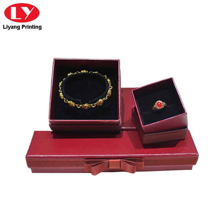 Jewellry Gift Box For Necklace Packaging Box