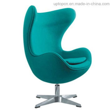 Green Leisure Sofa Egg Office Lounge Chair (SP-HC169)