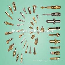Peças do CNC, peças de máquinas CNC alumínio moedor
