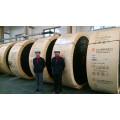 Cinta transportadora de cable de acero ST1400 DIN22131