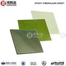 FR4 Hoja de fibra de vidrio por laminados epoxi