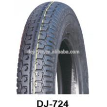 pneu de moto de qualité durable 3.50-10