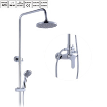 new brass bath shower faucet muslim shower set