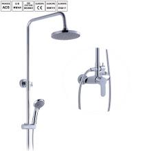 новый латунь ванной смеситель для душа мусульманских душ