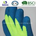 Warmth Glove Foam Latex 3/4 Gants de travail revêtu