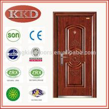 China's Top 10 Swing Steel Security Door KKD-574 with CE