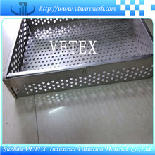 Stainless Steel Mesh Basket No Rust Protect Environmental
