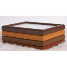 Frame plástico com grão de madeira (M-BD4050)