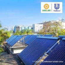 Colector solar híbrido