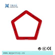 Самодельная игрушка с магнитной блокировкой для разведки игрушек