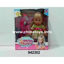 "Promocional Novo 14 ""boneca de plástico macio com PEE (942302)"