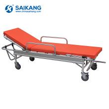 SKB039 (B) Chariot médical de civière d'ambulance luxueux d'hôpital