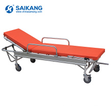 SKB039(B) Hospital Medical Luxurious Ambulance Stretcher Trolley