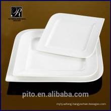 P&T chaozhou porcelain factory square plate, steak plate, meat plate