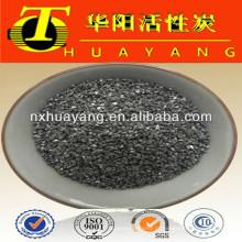 SiC 98,5% carboneto de silício preto de qualidade metalúrgica