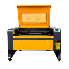 super version VOIERN 9060 laser cutting machine 6090 100W co2  laser engraving cutting machine for sale Ruida X and Y axis
