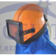 Película do policarbonato para lentes de capacete de jateamento de areia