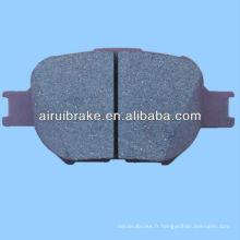 Fabricants de panneaux de freins à disques Toyota Corolla de haute qualité