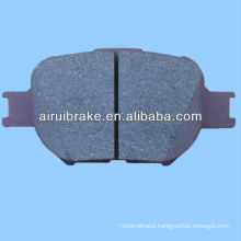 High Quality Toyota Corolla Disc Brake Pad manufacturers