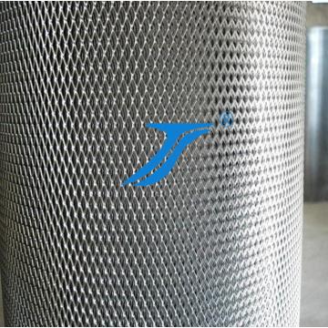 Decorative Aluminum Expanded Metal Mesh Panels