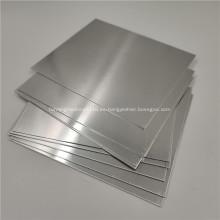 5052 Placa de chapa de aluminio acabada en molino 4x8