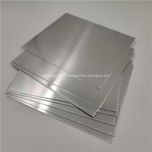 5052 Plaque de tôle d'aluminium finie par moulin 4x8