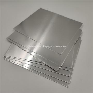 5052 Mill fertige Aluminiumblechplatte 4x8