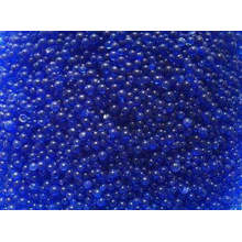 RoHS Approved Indicating Blue Silica Gel 2-4mm for Copper Wire Packing
