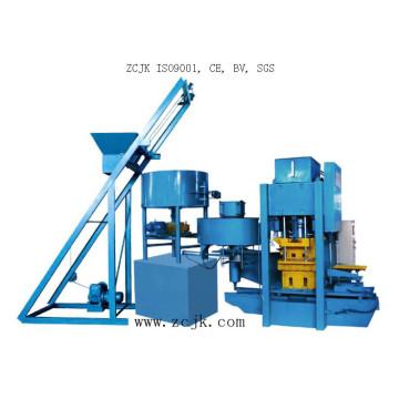 Zcjk Zcw-120 teja y piedra artificial que hace la máquina