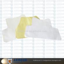 Tissu balistique kevlar ou PE à vendre