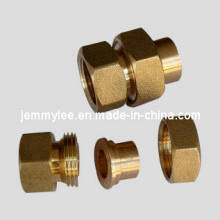 Bronze Fitting Flat FxC Connector