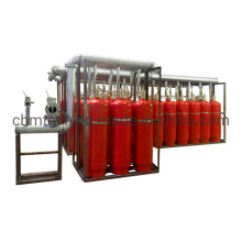 Hotsale Red CO2 Steel Cylinders for Firefighting