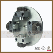 Diamond Bush Hammer Plate for Litchi Surface Grinding (SY-BH-13)