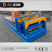 Dixin 828 Automatic Steel Tile Corrugated Roof Panel Roll Forming Machine