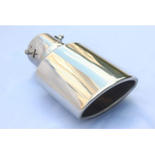 Single Wall Bu lông Oval Performance Exhaust Tips