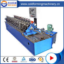 Main T Grid Cold Forming Machine