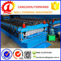 Corrugated And IBR Aluminum Sheet Metal Roofing Making Machine