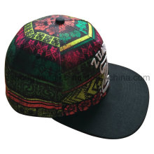 Gorra de béisbol caliente de la venta, sombrero de los deportes del Snapback