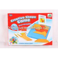 Классические интеллектуальные игрушки для детей Jigsaw Puzzle Game