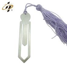 Insignia de plata del clip del metal del laser de encargo al por mayor barata con el logotipo