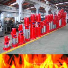 Bombas de combate de incendios de múltiples niveles