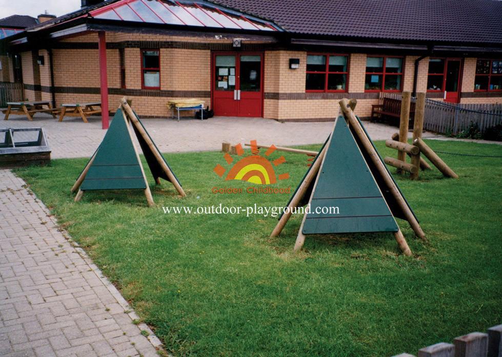Wigwam Outdoor Playhouse Fpr School