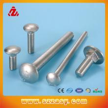 Hecho en China Bolso de la cabeza de la seta del acero inoxidable Exportar & proveedor y fabricación